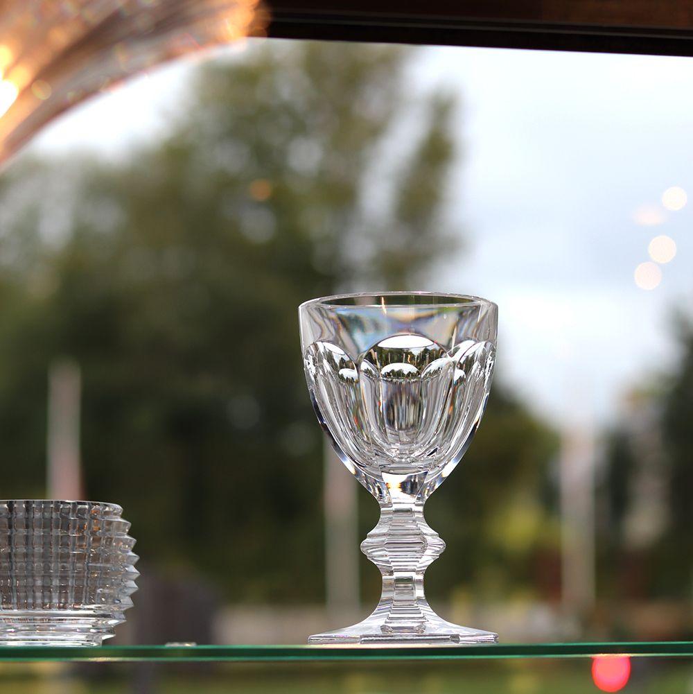 verre en cristal 1841 Harcourt Baccarat