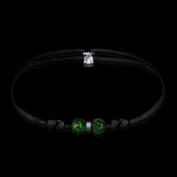 bracelet-duo-perle-de-verre-chalumeau
