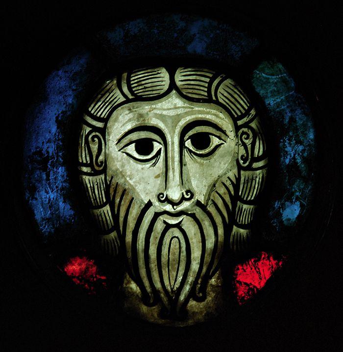 plus-ancien-vitrail-Christ_de_Wissembourg
