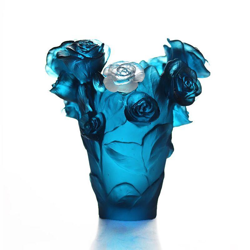 vase-rose-passion-cristal-bleu-daum