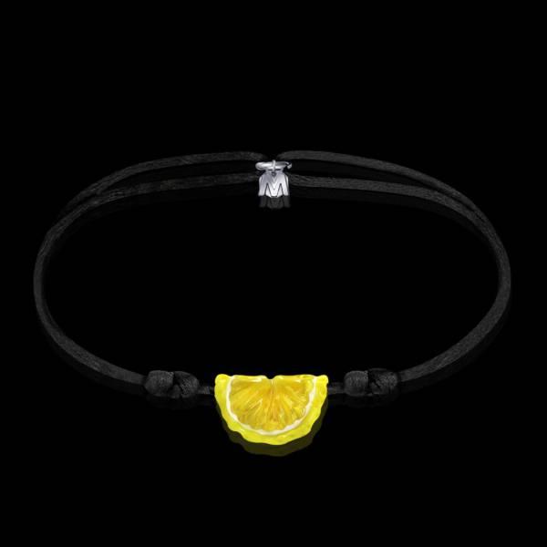 bracelet-limencello-citron-verre-chalumeau-michael-vessiere