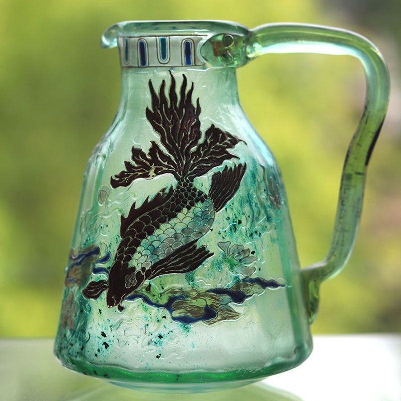 vase-cruche-emile-galle-poisson-japonais-musee-ecole-de-nancy