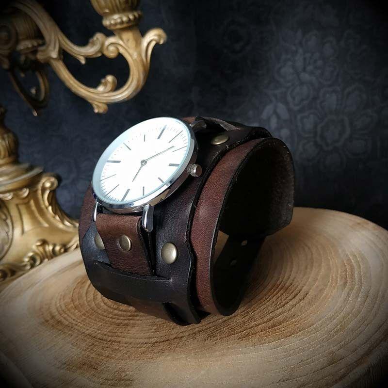 bracelet-de-force-pour-montre-cuir-artisanal