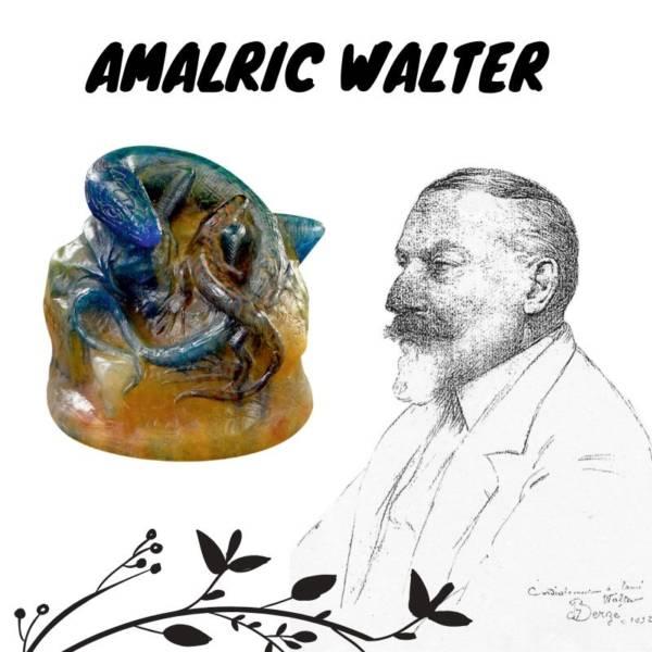 tout savoir sur la vie Amalric Walter a Nancy