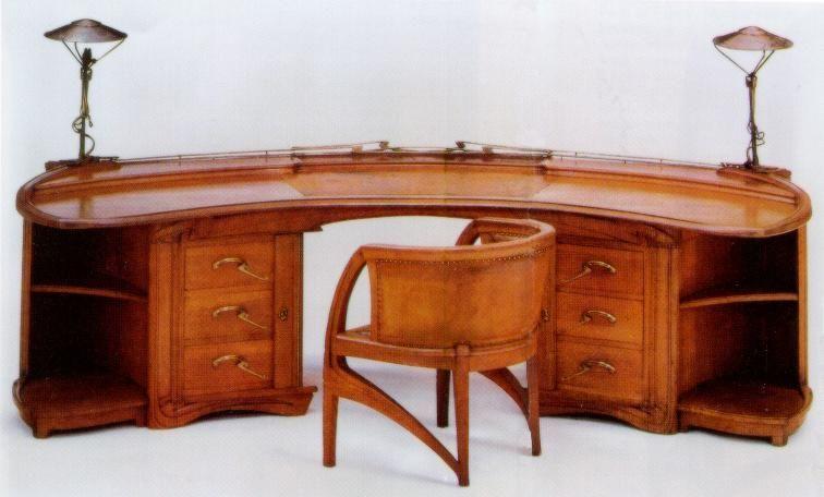 bureau Jugendstil de Van-de-Veld