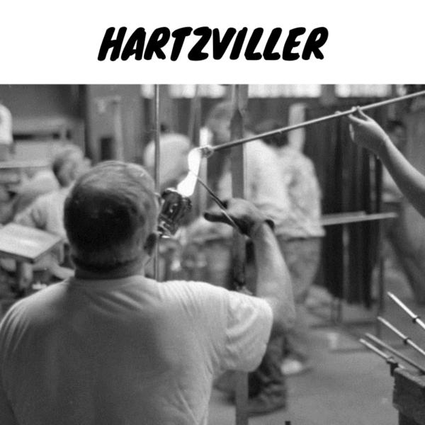 histoire et visite de la cristallerie de Hartzviller