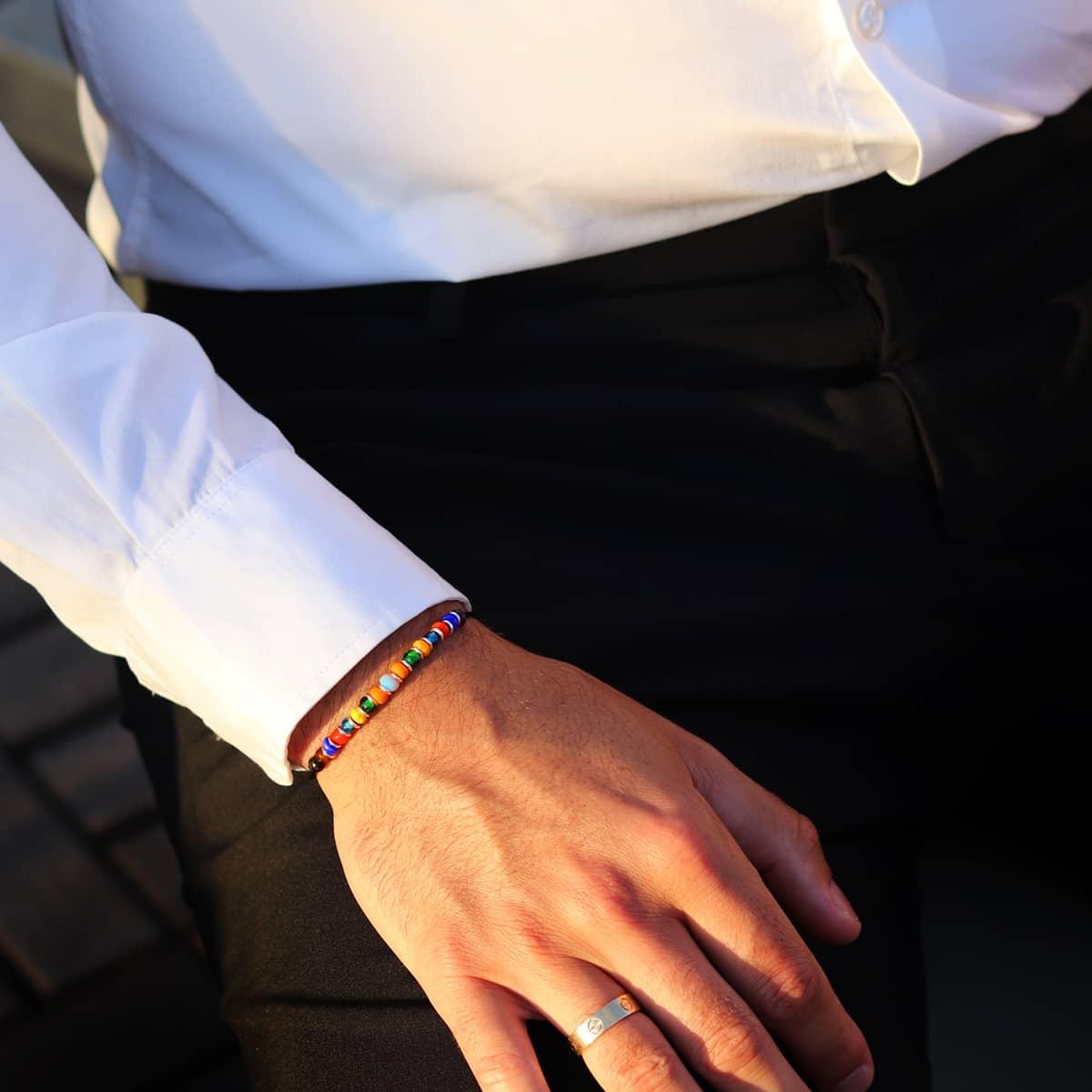 bracelet-arlequin-cordon-verre-de-murano