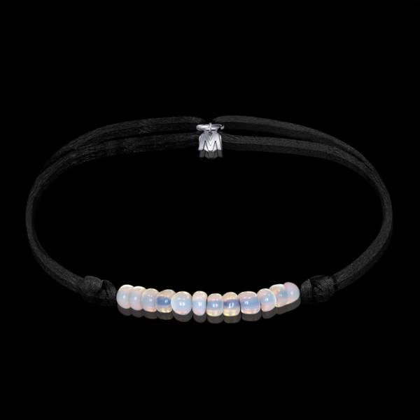 bracelet-immacule-perles-murano-opale