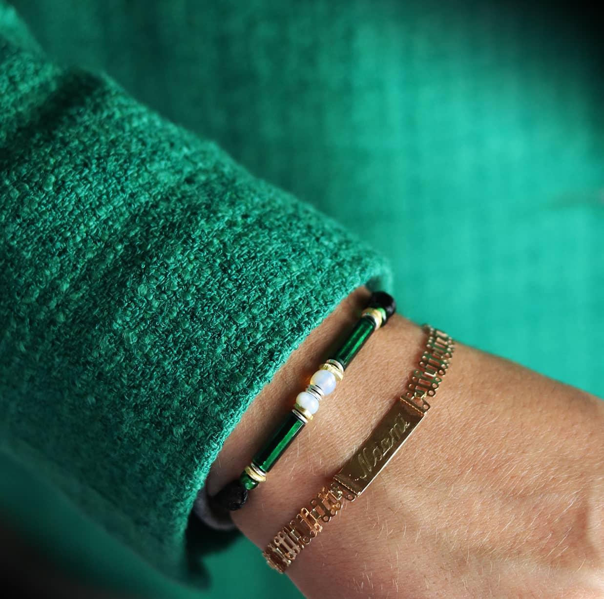 bracelet-cleopatre-verre-de-murano