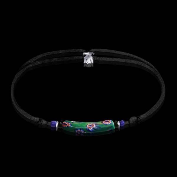 bracelet-millefiori-murano-michael-vessiere