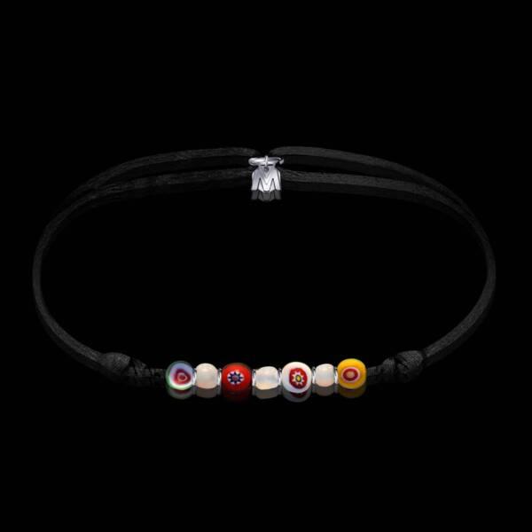 bracelet-millefiori-bouquet-fleuri-verre-de-murano-sur-cordon