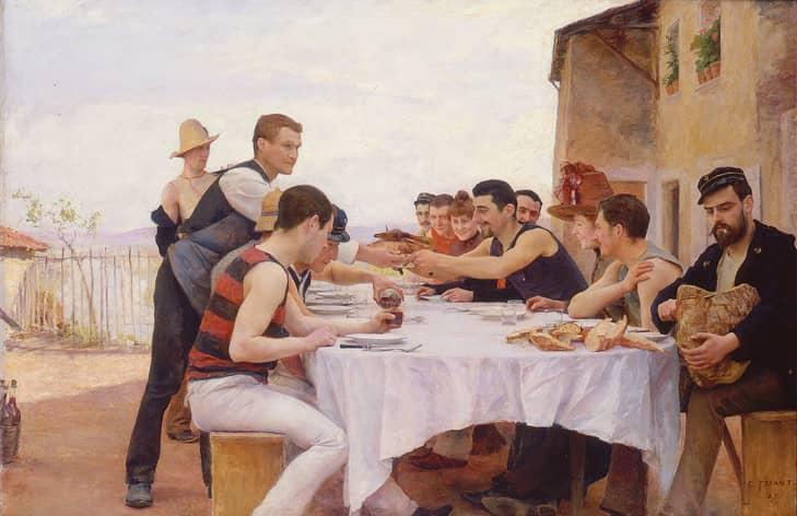 Emile-friand-le-déjeuner-des-canotiers-1887