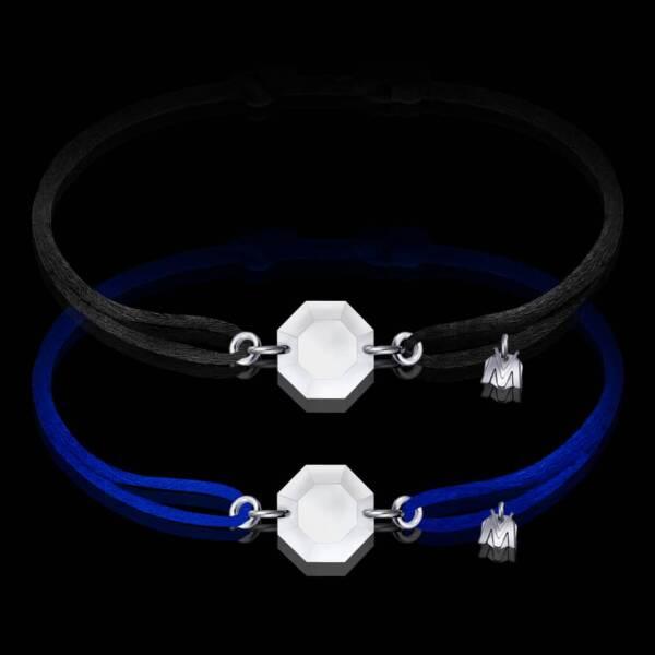 bracelet-duo-rock-cristal-cordon-noir-bleu