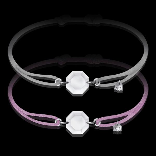 bracelet-duo-rock-en-cristal-cordon-rose-gris