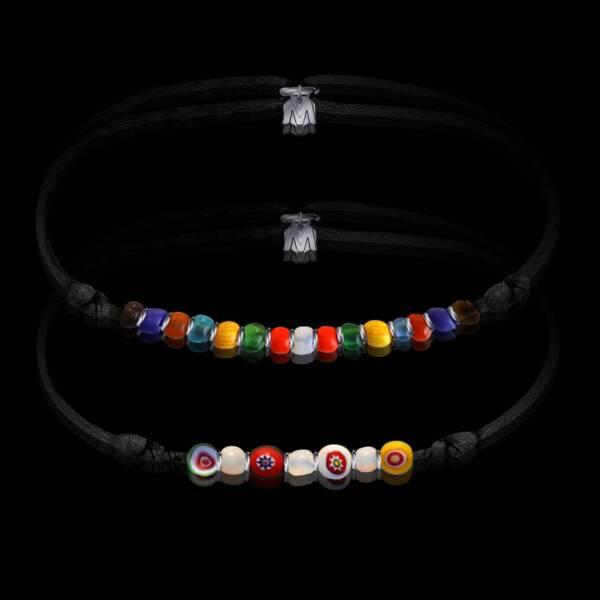 bracelet-murano-couple-cordon